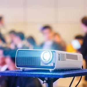 Videotechnik f?r optimale Seherlebnisse mieten