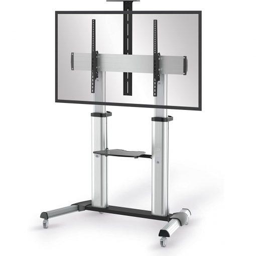 rollbarer Bildschirm Ständer mieten